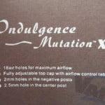 Indulgence Mutation XL RDA e wolk review 2vape_0008