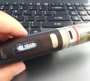 logo alisha 2vape pico eleaf